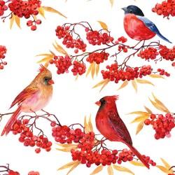 Papier peint Rougegorges