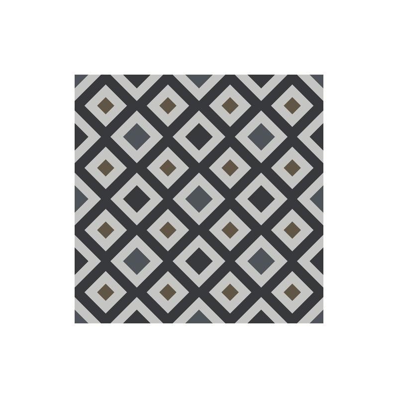 papier peint blocs de carreaux de ciment. Black Bedroom Furniture Sets. Home Design Ideas
