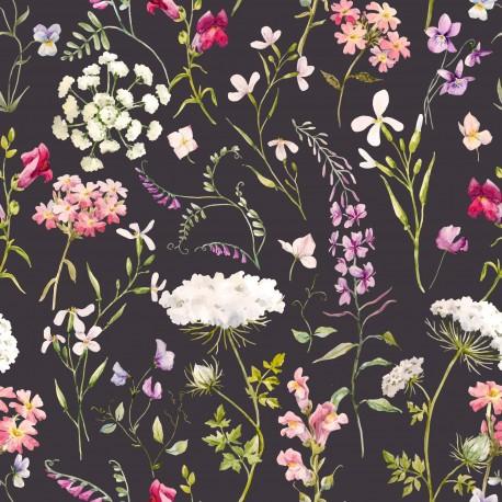 Papier peint Flower Power