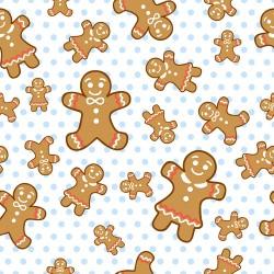 Papier peint Petits biscuits