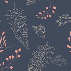 Papier peint Botaniques