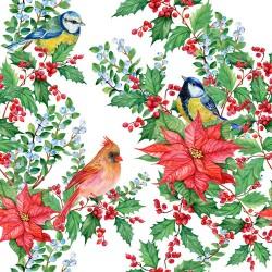 Papier peint Oiseaux de la forêt