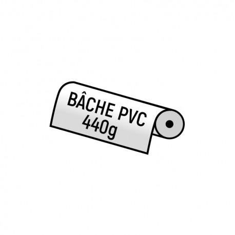 Bache PVC 440gr