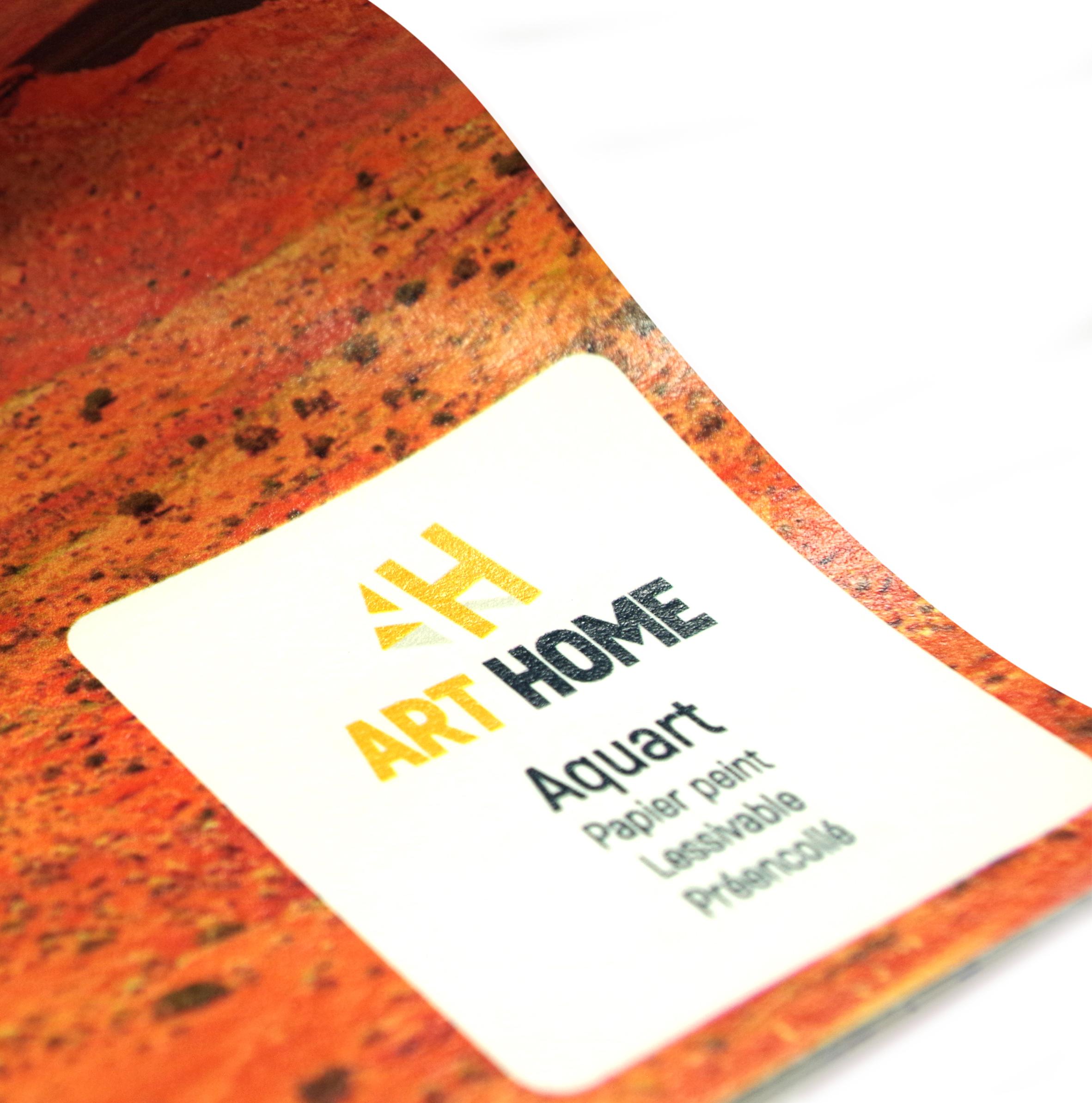 comment choisir les papiers peints art home impression. Black Bedroom Furniture Sets. Home Design Ideas